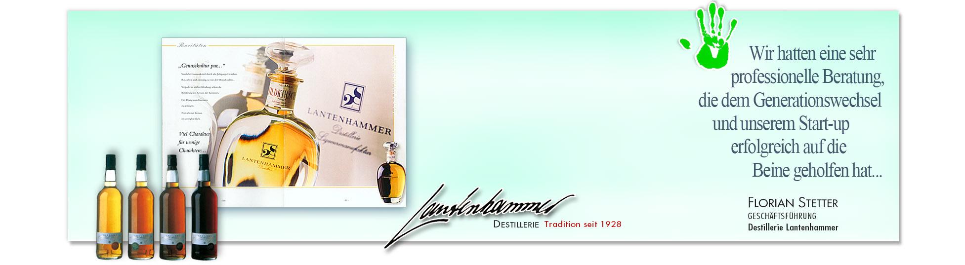 ZufriedeneR Kunde: LANTENHAMMER wegen erfolgreiche Kampagnen derSchoellmann & Sie ist Werbeagentur, Marketingagentur, Gender Marketing, Webdesign, Personal Marketing, Employer Branding